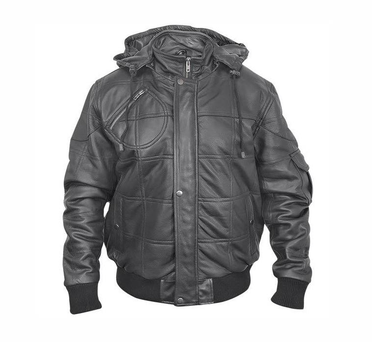 Cruise Jack Reacher Leather Jacket | Charlie London - Leather Jackets