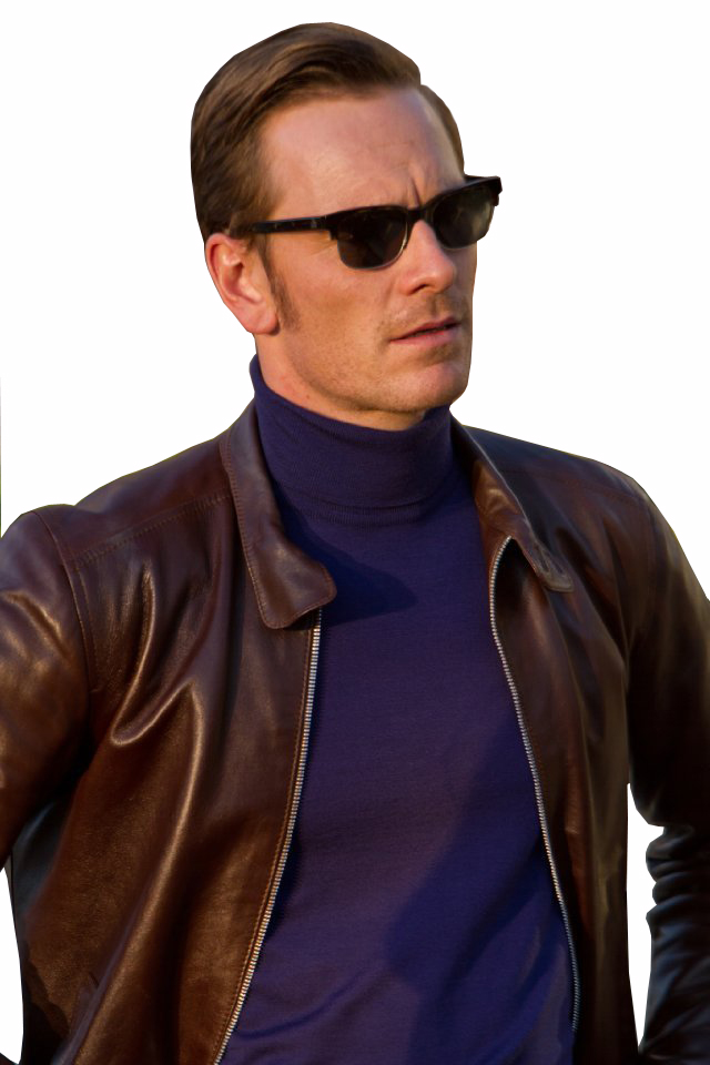 X Men First Class Magneto Brown Leather Jacket | Charlie London