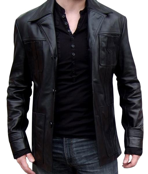 Sam Tyler Life On Mars Leather Jacket