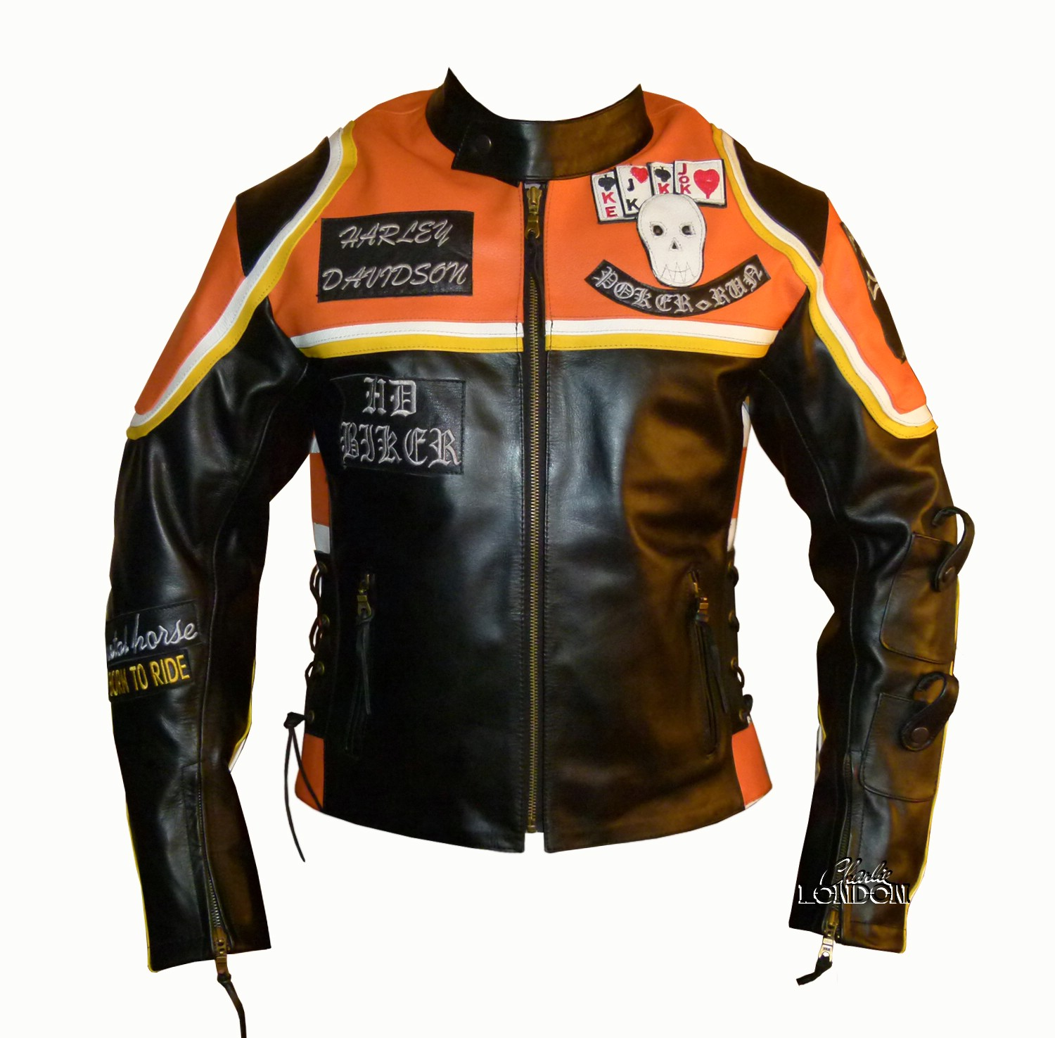 Cheap Clothing Stores Harley Leather Jackets For Sale