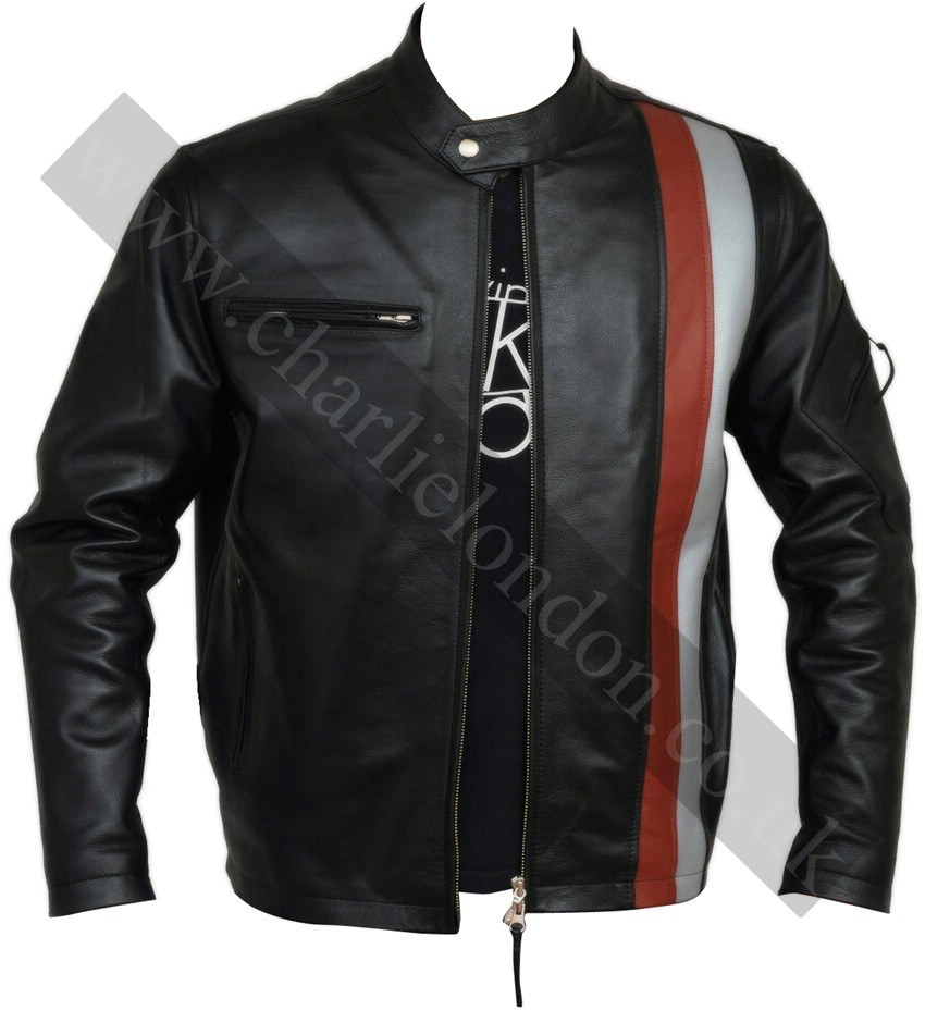 X Men Cyclops Leather jacket