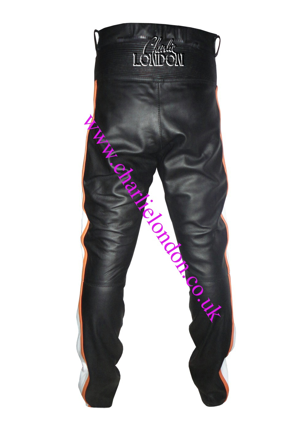dc46a892d Harley Davidson and The Marlboro Man Leather Pants | Charlie London ...