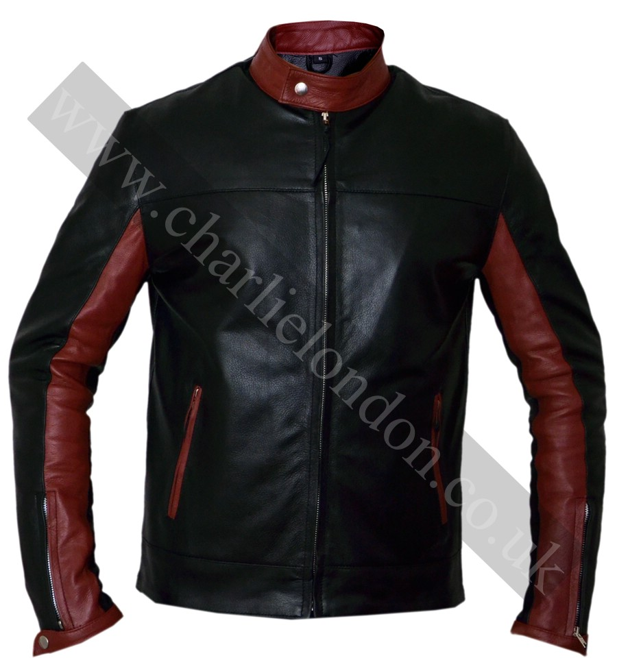 Batman Dark Knight Leather Jacket