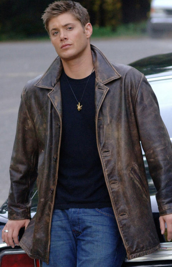 Supernatural Coat Dean Winchester Jacket « Charlie London ...