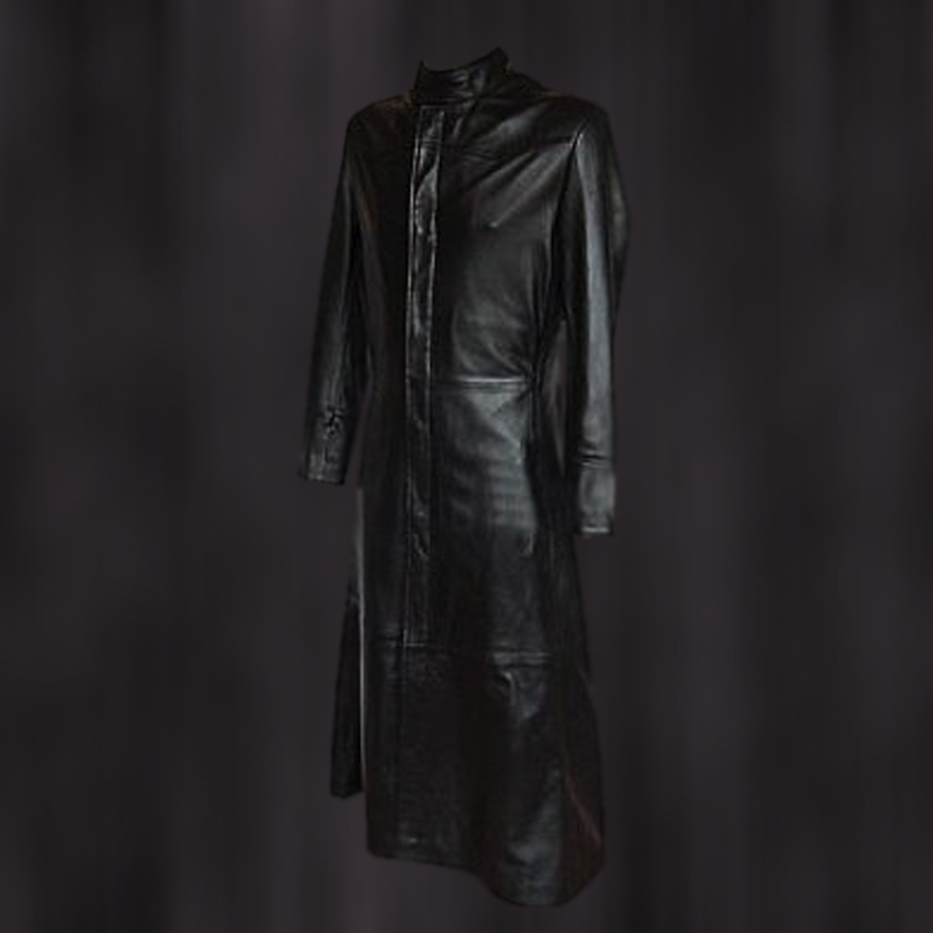 Matrix Movie Coat