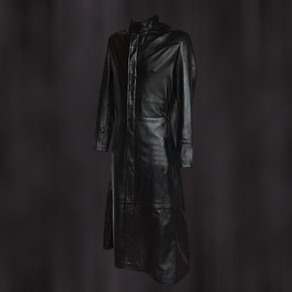 Matrix Movie Coat