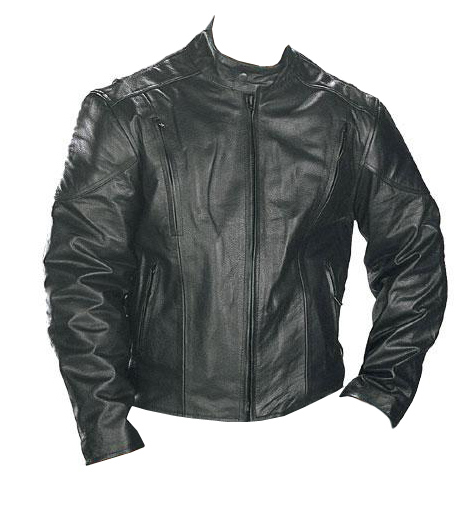 Premium Leather Speedster Motorcycle Jacket with Zip-Out Lining