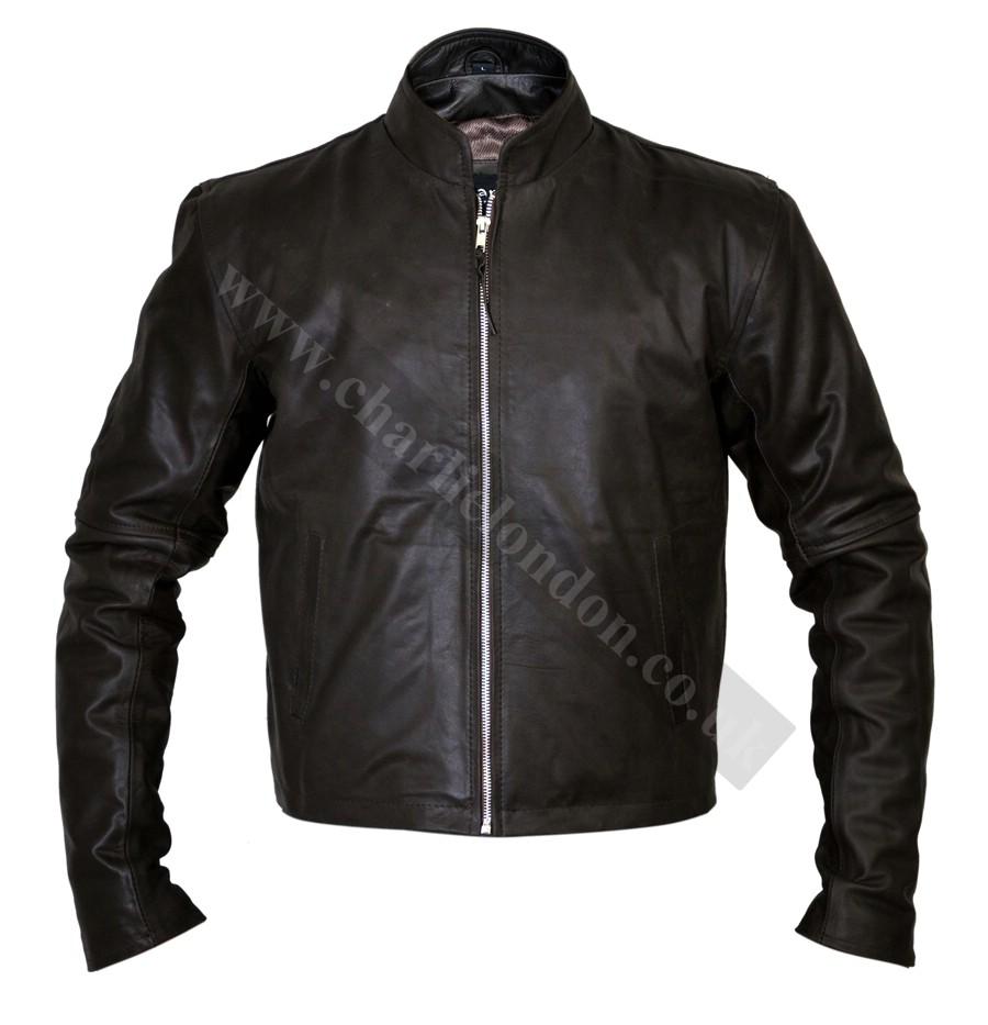 Tom Cruise Jack Reacher Leather Jacket