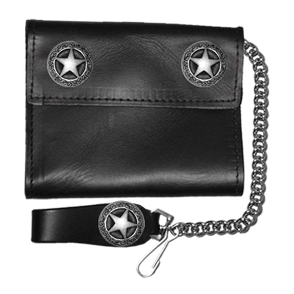 Western Star Medallion Wallet