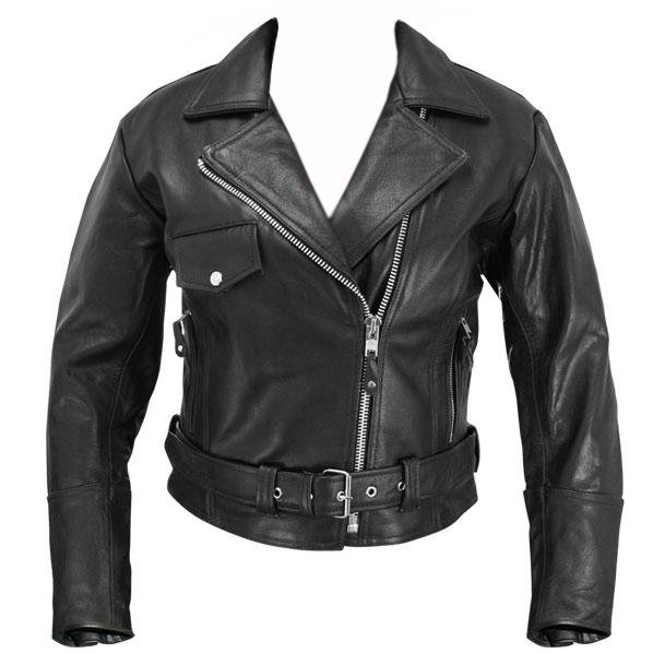 Womens Leather Motorcycle Jacket | Charlie London - Leather ...