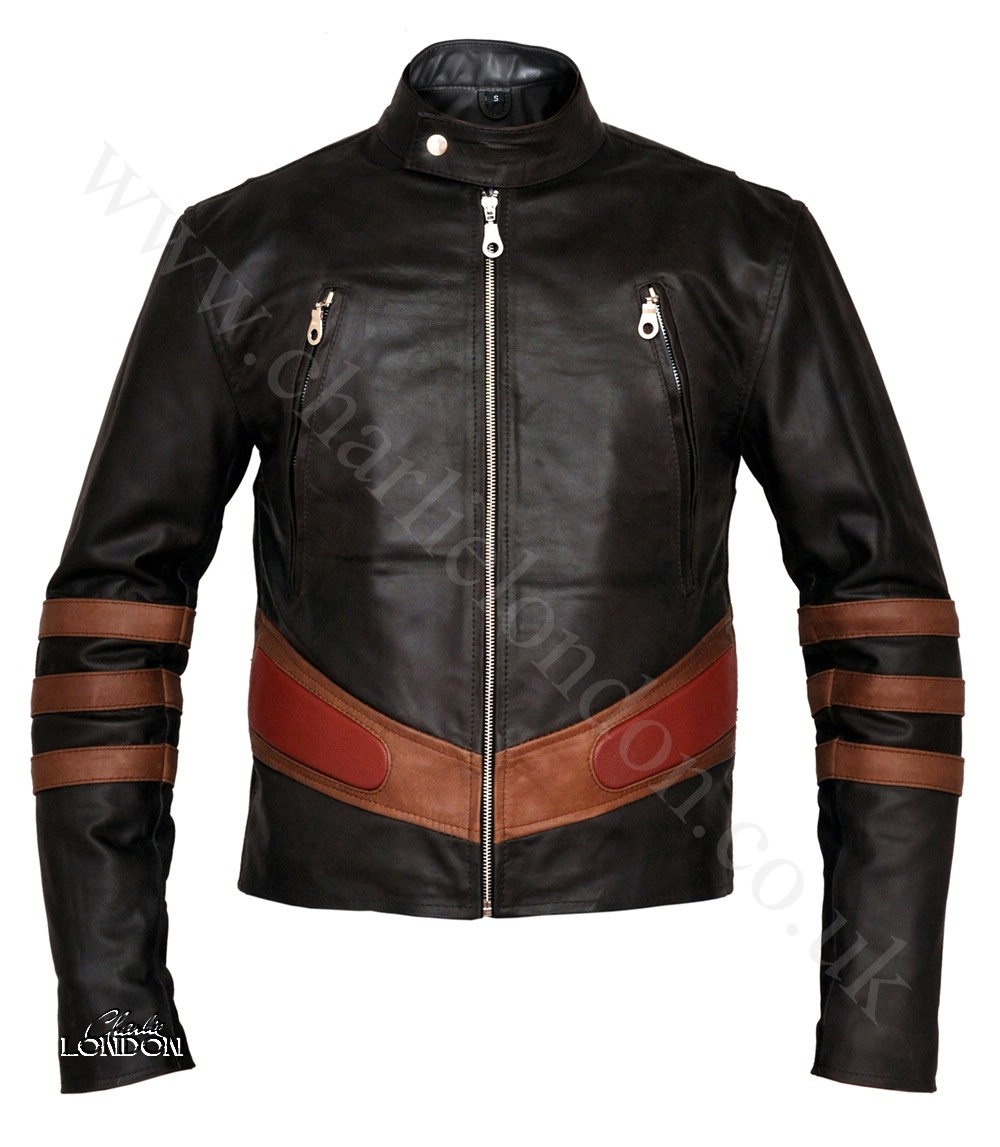 X Men 2 United Leather Jacket