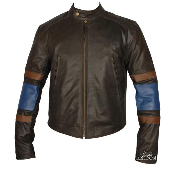 X Men 3 Wolverine Leather Jacket