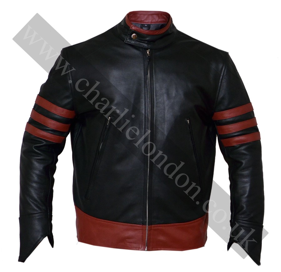 X Men Origins Wolverine Leather Jacket